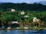 Waterfront Houses  Inarajan  Guam