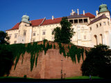 Wawel Castle  Krakow  Poland