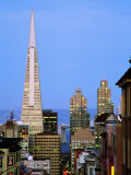 Transamerica Pyramid Building  San Francisco  United States of America