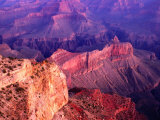Views of the Grand Canyon National Park  Grand Canyon National Park  USA
