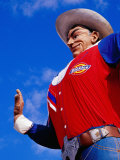 Big Tex'  Texas State Fair  Dallas  United States of America