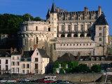 Chateau D'Amboise  Loire Valley  Amboise  France