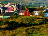 Colourful Village Houses  Eyeries  Ireland