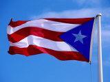 Puerto Rican Flag  San Juan  Puerto Rico