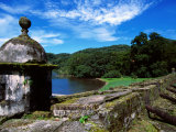 Rusting Cannons and Battlements  Low Battery of San Fernando Fort (1753)  Portobelo  Panama