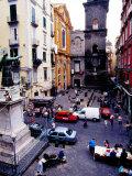 Piazza San Gaetano  Naples  Italy