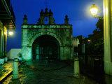 Capilla El Cristo in Old Town  San Juan  Puerto Rico