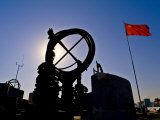 Ancient Observatory  Beijing  China