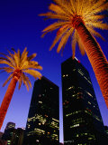Arco Plaza Towers  Los Angeles  United States of America