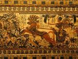 Painted Box  Tomb King Tutankhamun  Valley of the Kings  Egypt