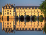 Chenonceau Chateau  Loire Valley  France