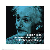 Albert Einstein: Religion