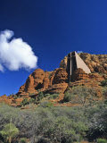 Chapel of the Holy Cross in Sedona  Arizona  USA