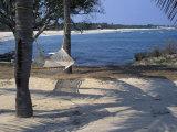 Beach Hammock  Punta Mita  Puerto Vallarta  Mexico