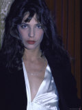 Actress Jane Birkin