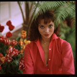 Portrait of Actress Elsa Martinelli