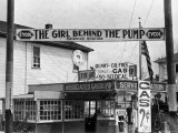 Girl Behind the Pump Gas Station Run Entirely by Female Owners