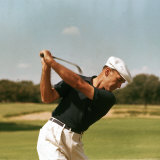 Golfer Ben Hogan