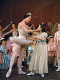 Ballerina Maria Tallchief Performing in the Nutcracker Ballet at City Center
