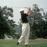 Golfer Ben Hogan