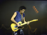 Musician Keith Richards Performing