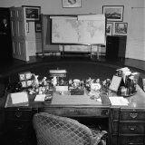 Oval Office Desk Belonging to the Late President Franklin D Roosevelt