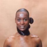 African American Fashion Model Naomi Sims