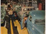 New Studebaker Sedans