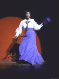"Actress Pearl Bailey in Broadway Production of ""Hello  Dolly!"""