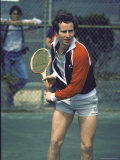 Tennis Pro John McEnroe
