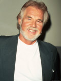 Singer Kenny Rogers