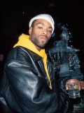 """Rapper Method Man at His """"Chyna Doll"""" CD Release Party"""