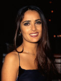 "Actress Salma Hayek at Screening of Her Tent Television Film ""The Hunchback of Notre Dame"""