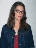 Actress Katie Holmes  Wearing Glasses