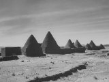 Barren Village in Windy Altiplano Region Consists of Conical Room Huts Made of Mud and Ichu Grass