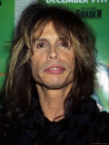 Musician Steven Tyler at Z-100 Radio Station's Jingle Ball