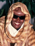 Singer Grace Jones