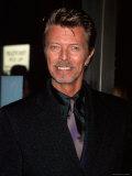 "Musician David Bowie at Film Premiere Of ""Meet Joe Black"""