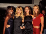 Models Naomi Campbell  Claudia Schiffer  Christy Turlington and Elle MacPherson