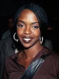 Singer Lauryn Hill