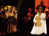 Mariah Carey and Aretha Franklin Vh1 Divas Live Concert at the Beacon Theater