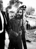 Leader of Hippie Family Charles Manson Indicted for Murders of Actress Sharon Tate and Friends
