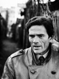 Director Piero Paolo Pasolini