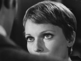 "Actress Mia Farrow in a Scene from Her New Movie  "" a Dandy in Aspic"""