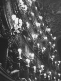 Audience at La Fenice Watching Igor Stravinsky Conducting Premiere of Opera &quot;The Rake&#39;s Progress&quot;
