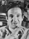 French Film Director Francois Truffaut