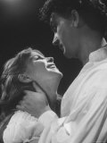 "Julie Harris Playing in Stratford Playhouse in ""Romeo and Juliet"""