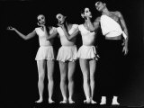 Jacques D&#39;Amboise of the New York City Ballet