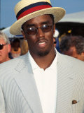 "Rap Artist Sean ""Puffy"" Combs"