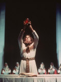 Scene from Wagner&#39;s Opera &quot;Parsifal&quot;